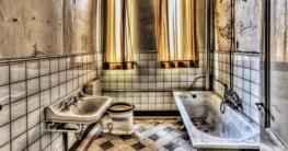 Dampfreiniger für das Bad