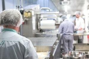 Industrieküche
