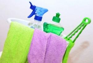 Reinigungsmittel als Alternative zum Dampfreiniger